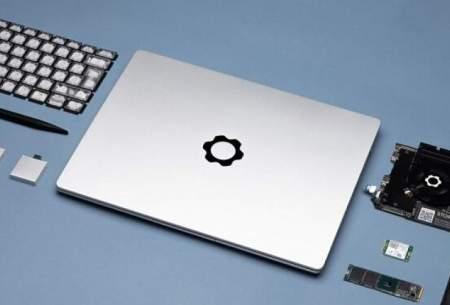 تولید لپ تاپ با قطعات کاملاً جداشونده