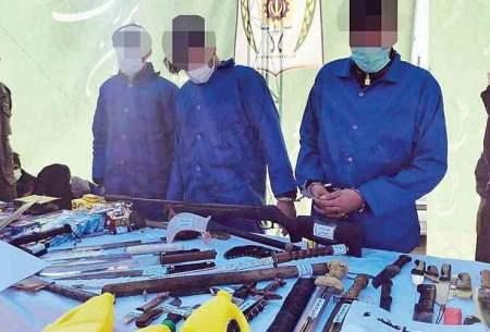 حمله خونین به کمپ ترک اعتیاد