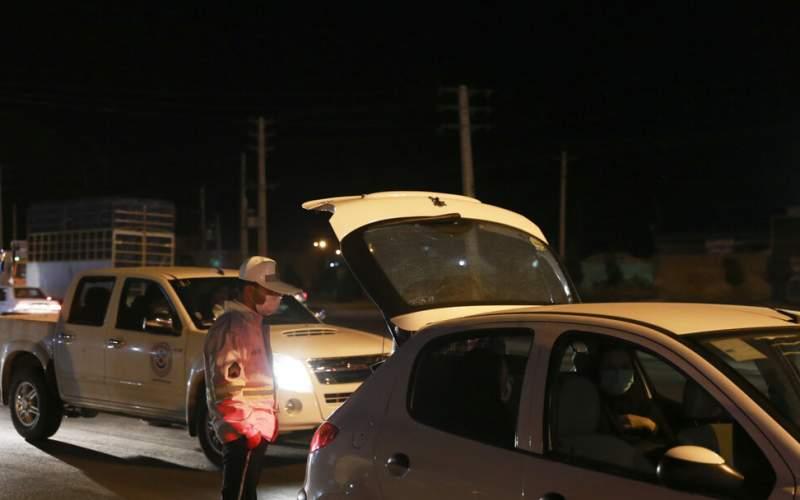 جریمه ۳ هزار خودرو در شهرهای قرمز خوزستان