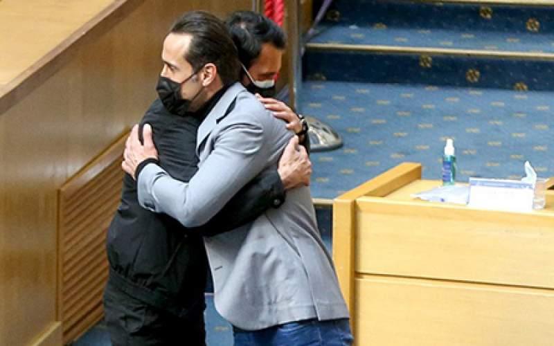 فریم به فریم با خداحافظی علی کریمی از انتخابات