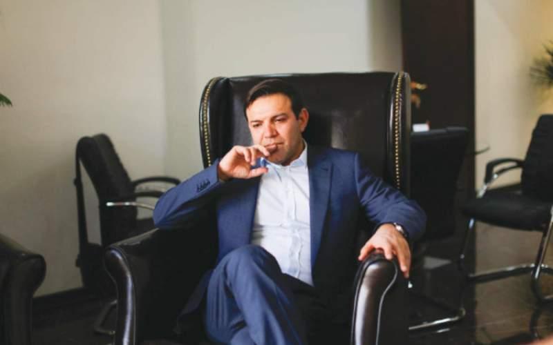 عزیزی خادم رئیس جدید فدراسیون فوتبال