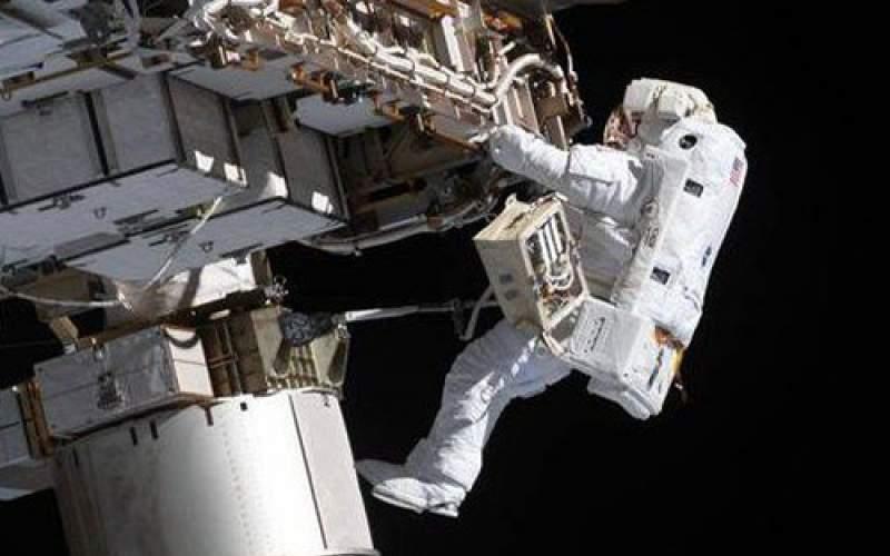 ۲ فضانورد ناسا امروزبه پیادهروی فضایی میروند