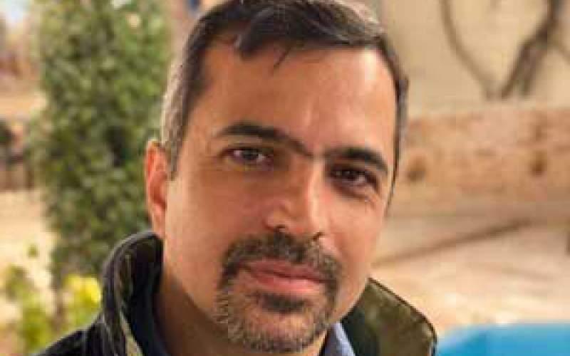 علی اکرمی به خاک سپرده شد/عکس