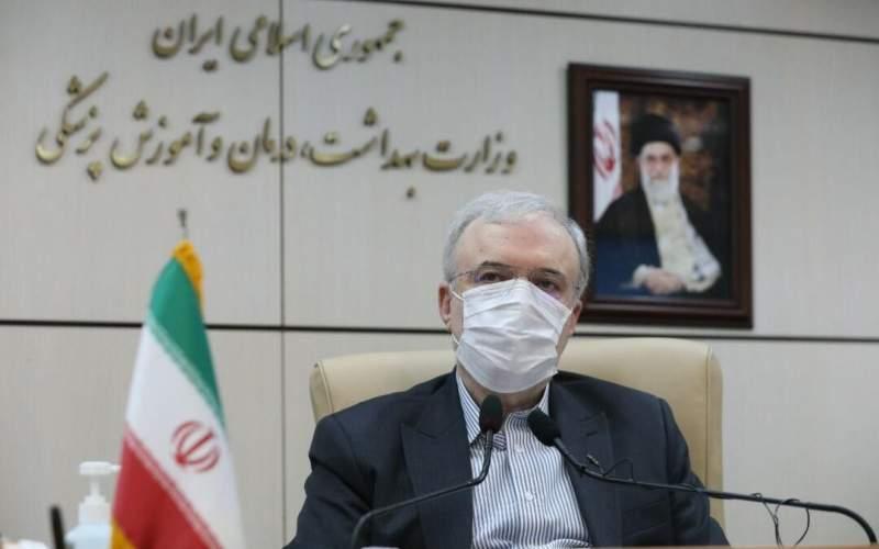 نمکی: جهان از کنترل کرونا در ایران حیرت کرد!
