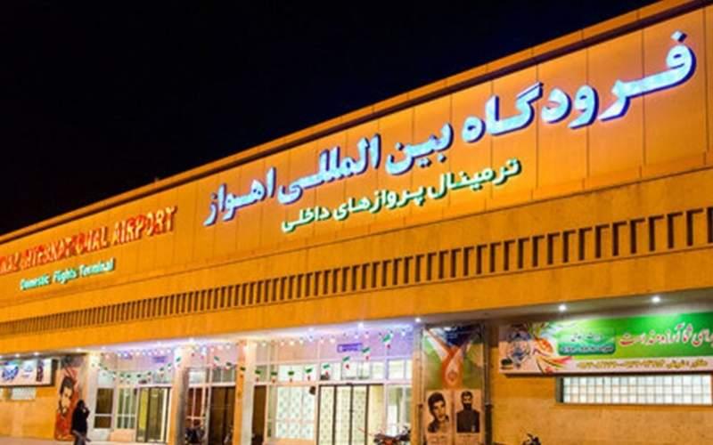 کاهش پروازهای استان خوزستان به یک سوم
