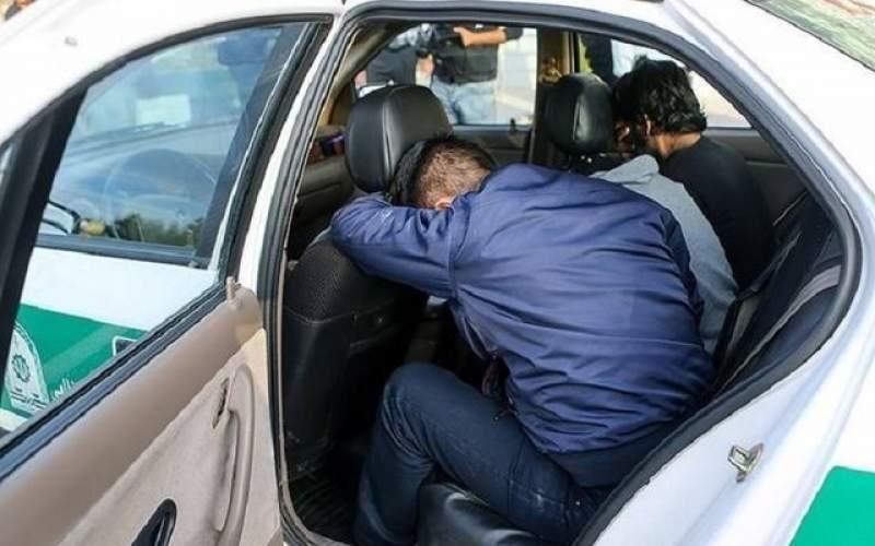 سارقان مسلح در دام پلیس خوزستان