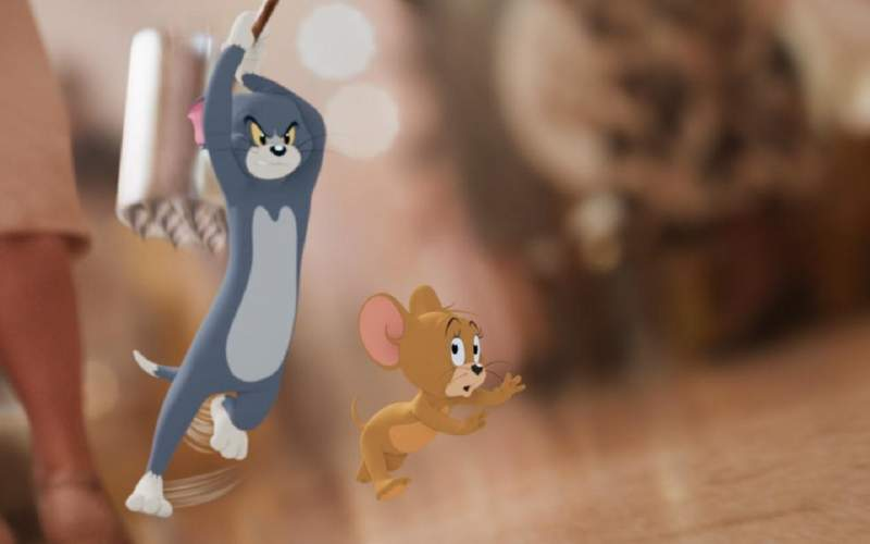 تام و جری دومین فیلم پرفروش در دوران کرونا