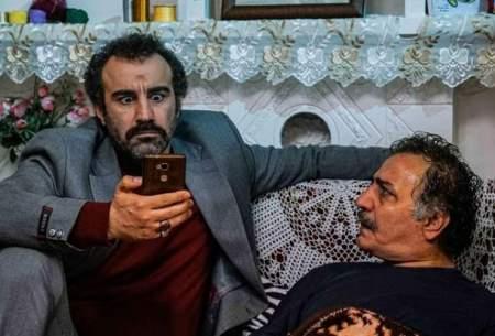 محسن تنابنده سریال پایتخت را لو داد/عکس
