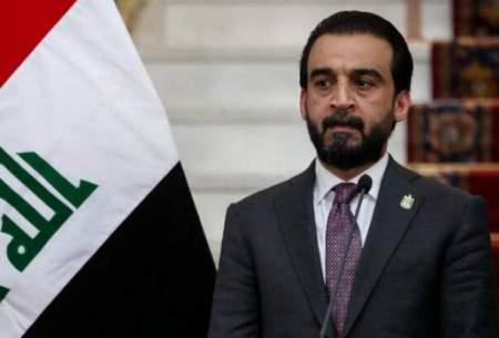 محمد الحلبوسی رئیس پارلمان عراق