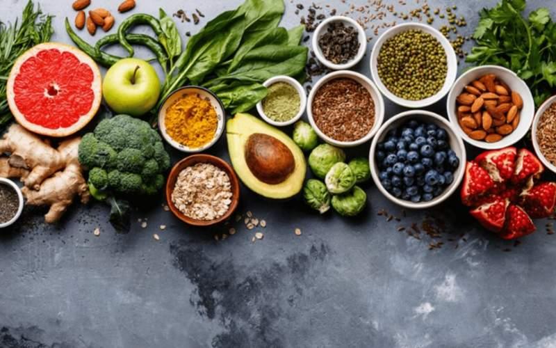 ۸انتخاب برتر پزشکان در میان مواداولیه غذایی