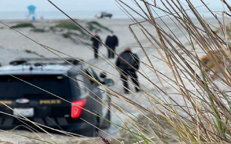 تلاش نافرجام برای دفن زنده زنده همسر در ساحل
