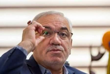 فتح اللهزاده:فوتبالیها پشت کریمی راخالی کردند
