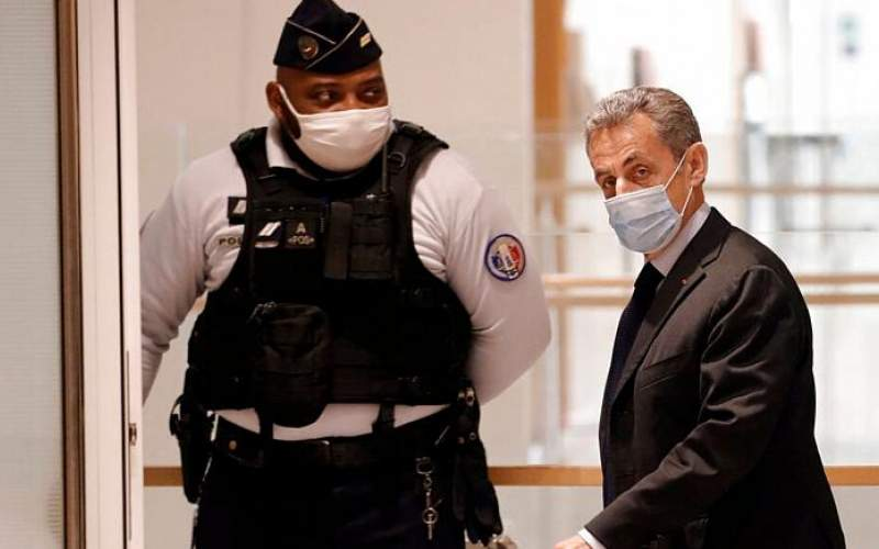 صدورحكم زندان برای رئیسجمهور پیشین فرانسه