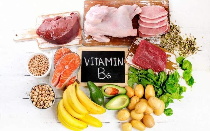 تاثیر ویتامین ب ۶ بر عوارض ویروس کرونا