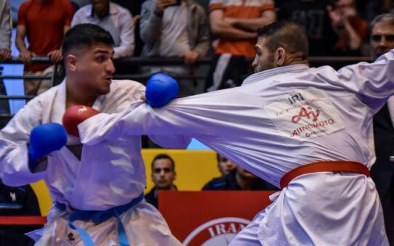 برنامه زمانبندی مسابقات لیگ برتر کاراته اعلام شد