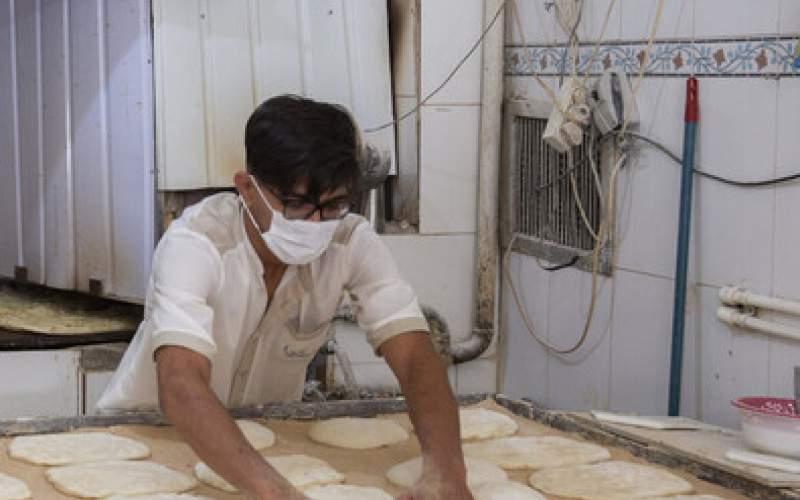 آلودگی ۹۶ درصدی دست نانوایان