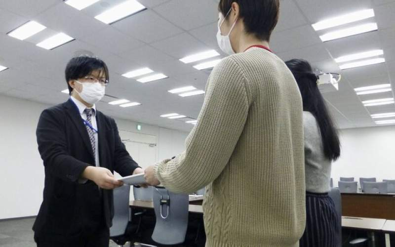 ویروس کرونا دانشجویان ژاپن را شکست داد