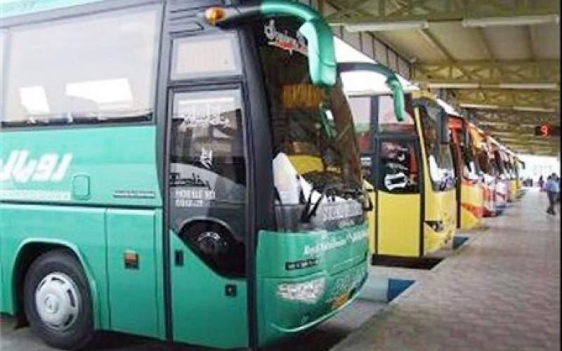 بلیت اتوبوس برای نوروز پیشفروش نمیشود