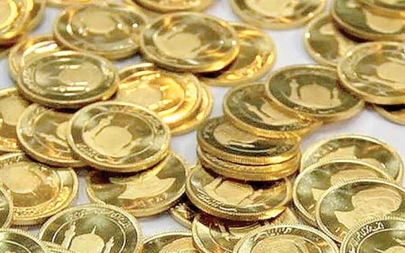 سکه۱۰ میلیون و ۹۷۰ هزار تومان شد/جدول