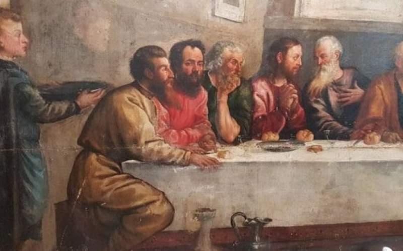 «شام آخر»ی که پس از ۱۰۰ سال کشف شد