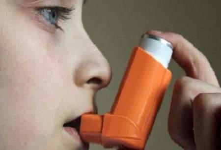 ماسک، تعدیلگر هوا برای مبتلایان به آسم