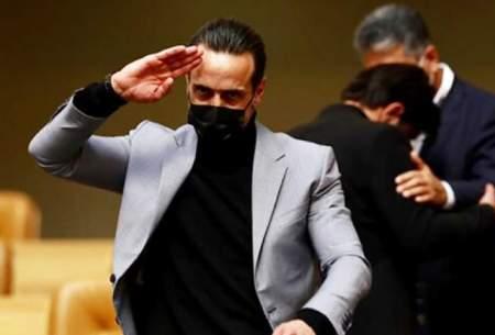 واکنش علی کریمی به پیشنهاد بایرن مونیخ