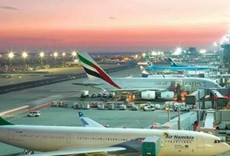 کاهش ۹۳ درصدی مسافر در پروازهای خارجی