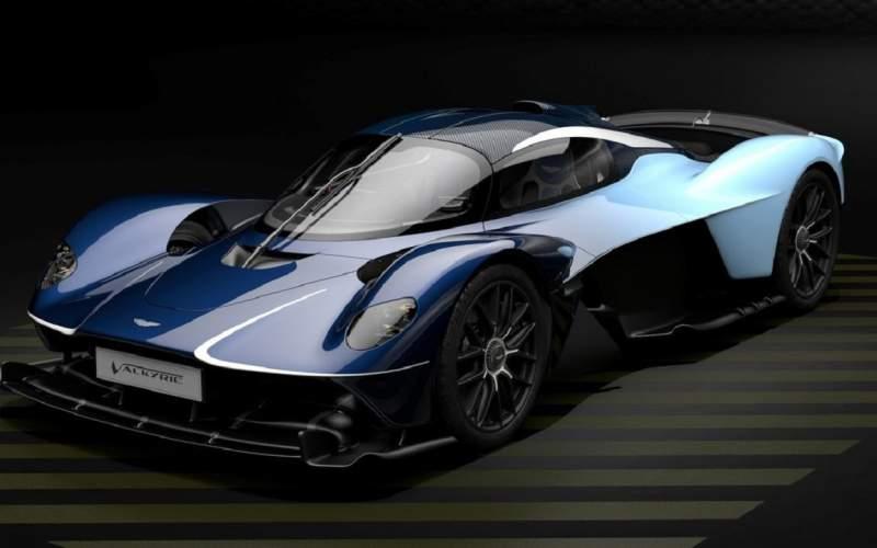اسپرت ترین خودرو استون مارتین را بشناسید