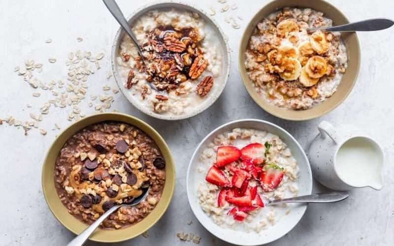 غلات صبحانه باعث دلدرد میشود