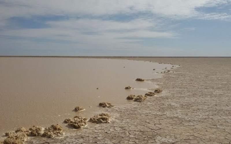 خشکی هامون با سدسازی در افغانستان