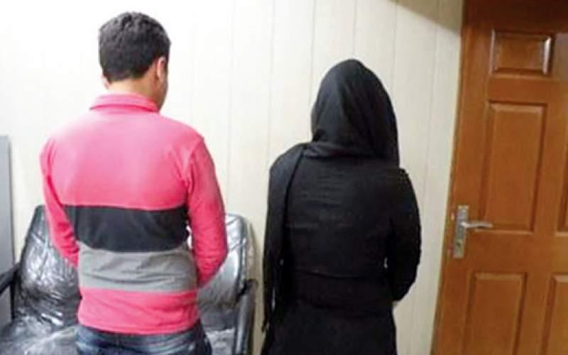 بازداشت زن و شوهر تریاک فروش در کاشان