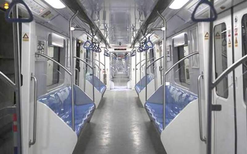 سرقت عجیب میلههای مترو در پایتخت!