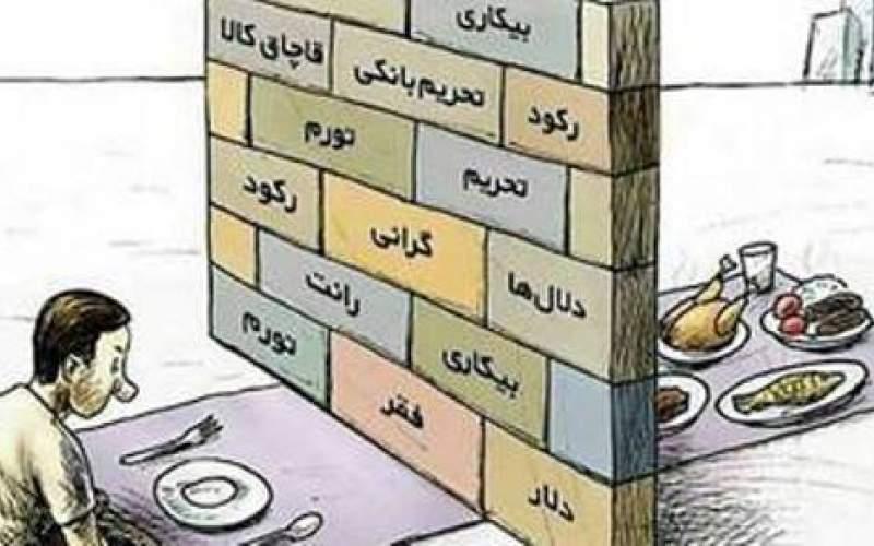 یک اقتصاددان: بله آقای روحانی مردم زندهاند اما چگونه؟!