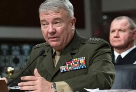 ژنرال مکنزی: من دستور حملهرا صادر کردم