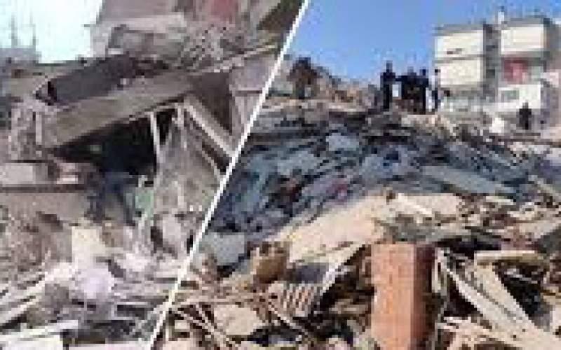 زمینلرزه ۶ریشتری یونان را لرزاند