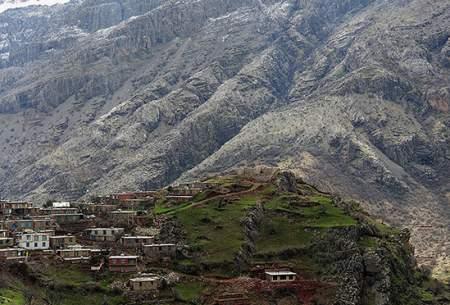 ژیوار، روستای هزار ماسوله هورامان