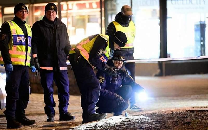 حمله با تبر در سوئد هشت مجروح برجای گذاشت
