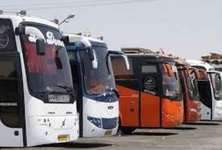 خروج ناوگان مسافری از خوزستان محدودیت ندارد
