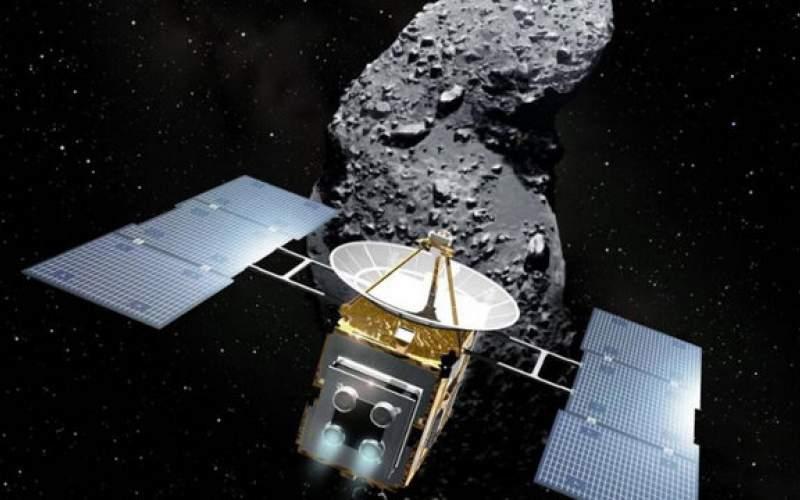 کشف آب و موادآلی دریک سیارک برای اولین بار