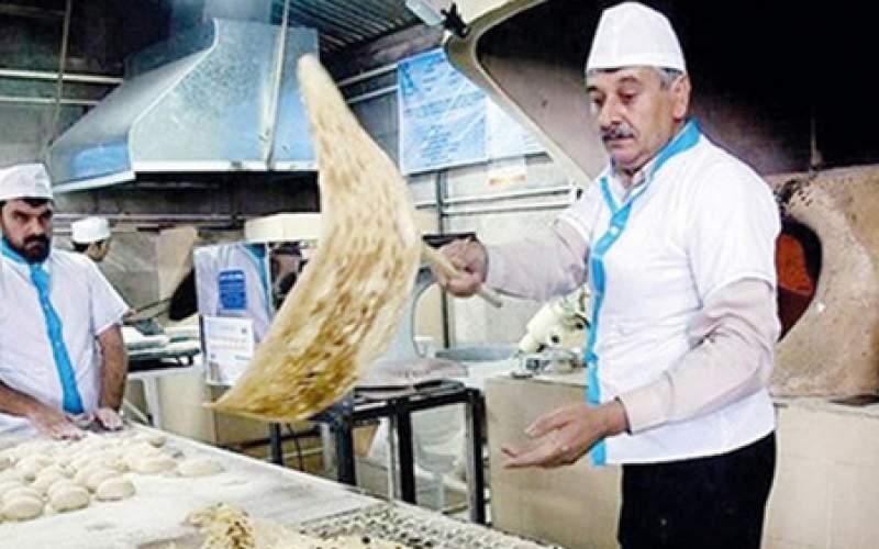 افزایش خودسرانه قیمت از سوی برخی نانوایان
