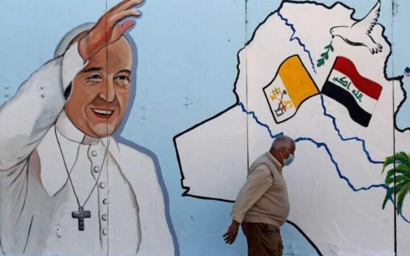 سفر پاپ به عنوان زائر صلح به عراق
