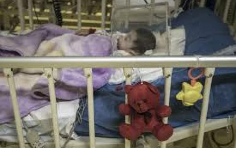 افزایش بیش از ۲ برابری بستری کودکان کرونایی