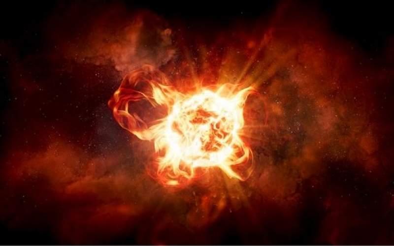 هابل پرده از راز تاریکی ستاره غولپیکر برداشت