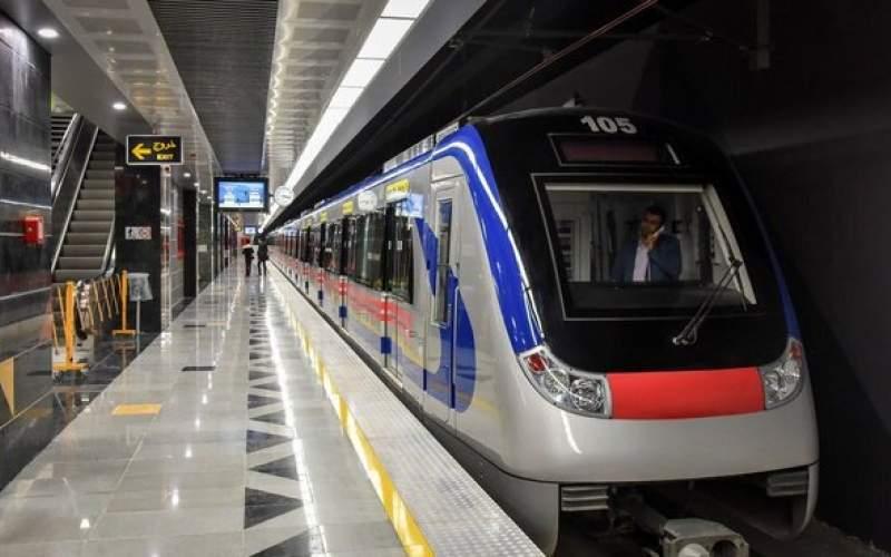 راهآهن به ایستگاههای مترو تهران متصل میشود