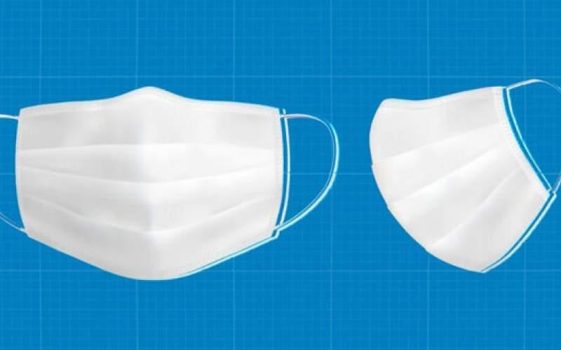 چرایی استفاده از دو ماسک پزشکی و پارچهای