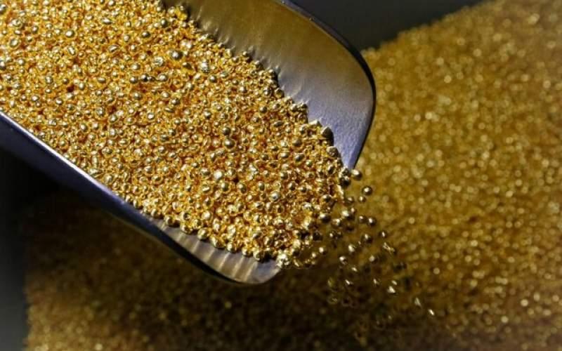 سقوط  قیمت اونس طلا تمامی ندارد