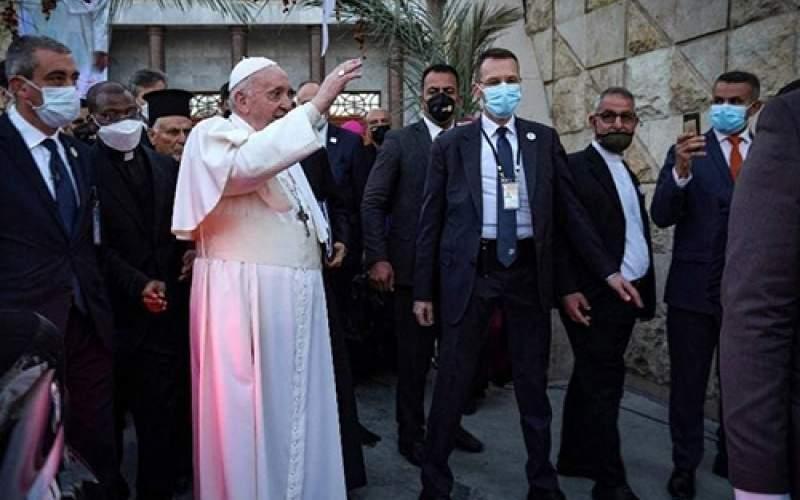 آثار سیاسی - مذهبی سفر پاپ به عراق