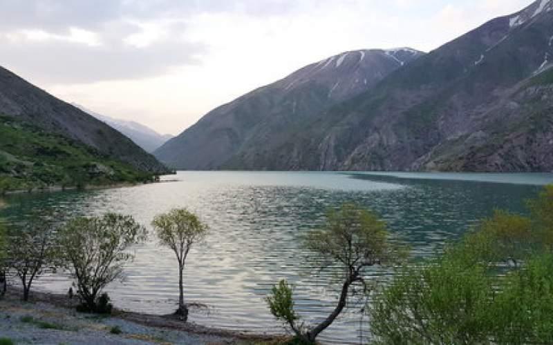 """دریاچه """"گهر"""" لرستان ثبت جهانی میشود"""