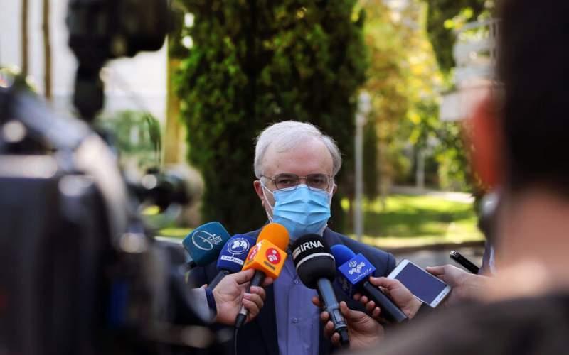 وزیر بهداشت: نوروز ۱۴۰۰ را آرام نمیبینیم