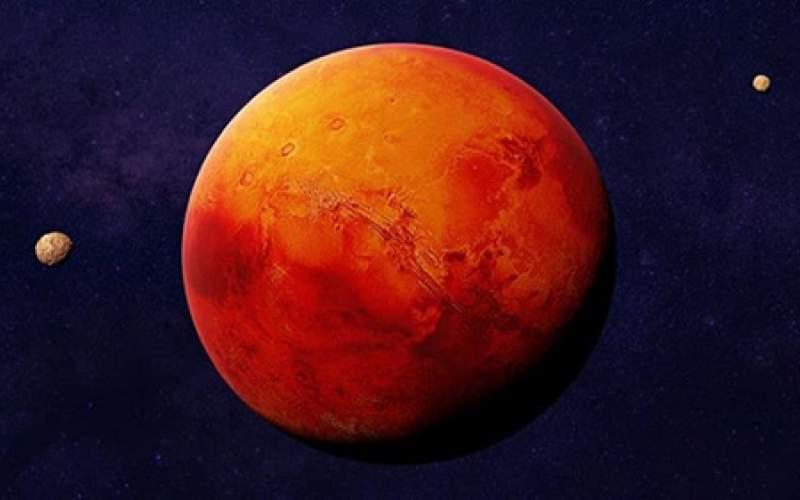 چرا مریخ را سیاره سرخ نامیده اند؟